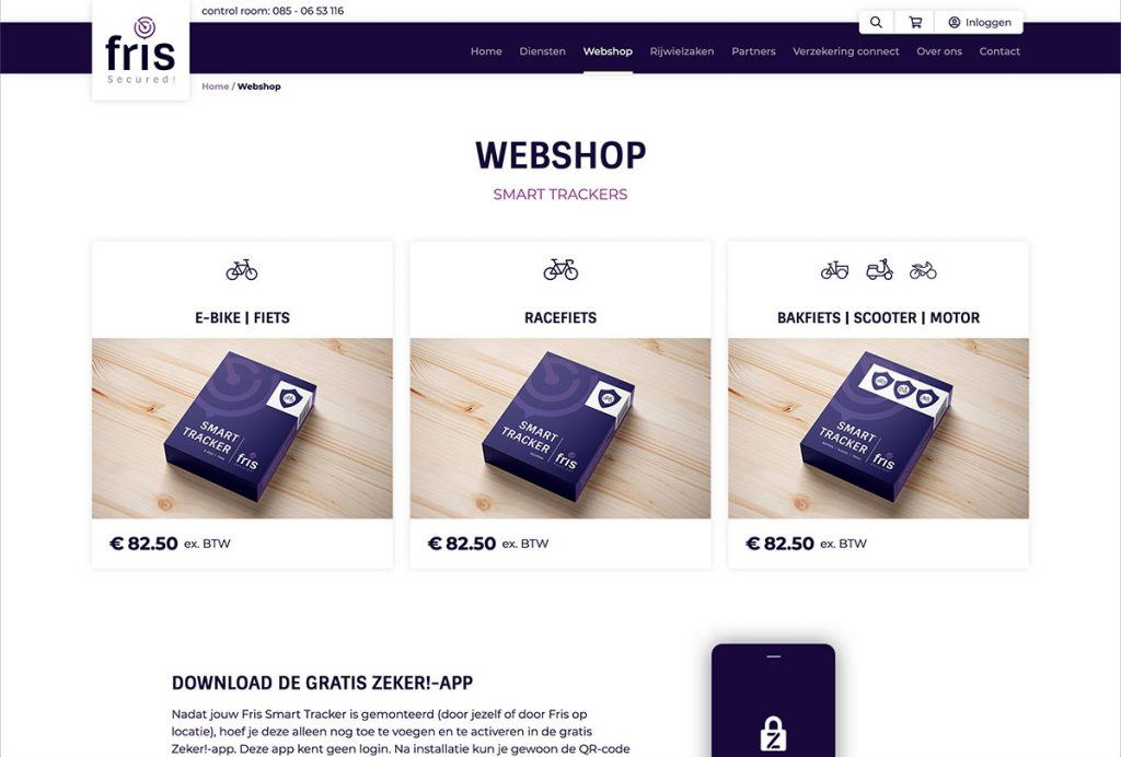 fris-nederland-webshop
